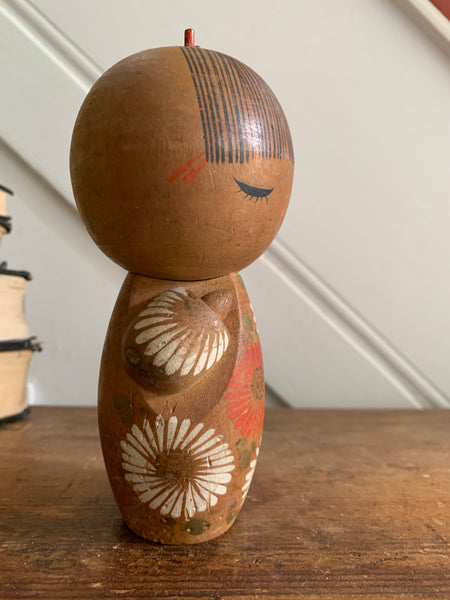 Little Vintage Japanese Kokeshi Doll