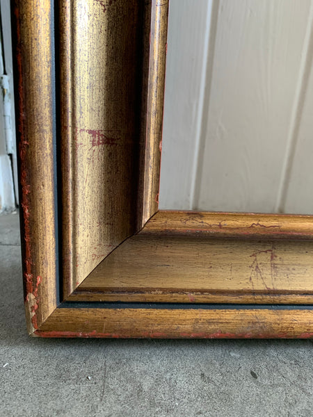 Very Large Gilt Frame
