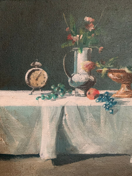 Still-Life Oil Painting