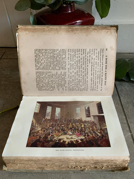 "1900s ""A Book for a Rainy Day or Recollections of the events of the Years 1766-1833"""