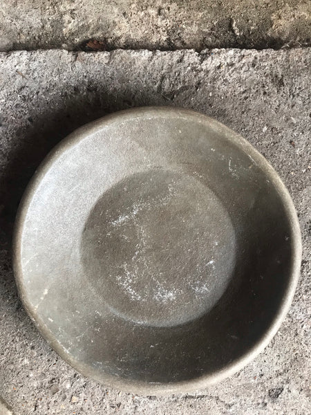 Antique Marble Bowl 1