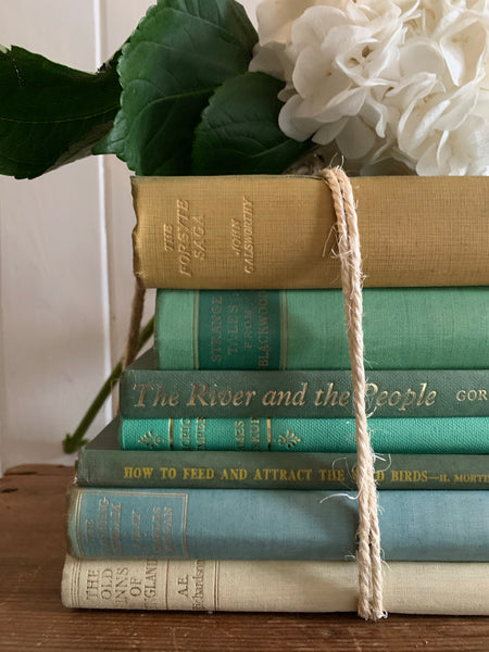 Shades of Green Book Bundle