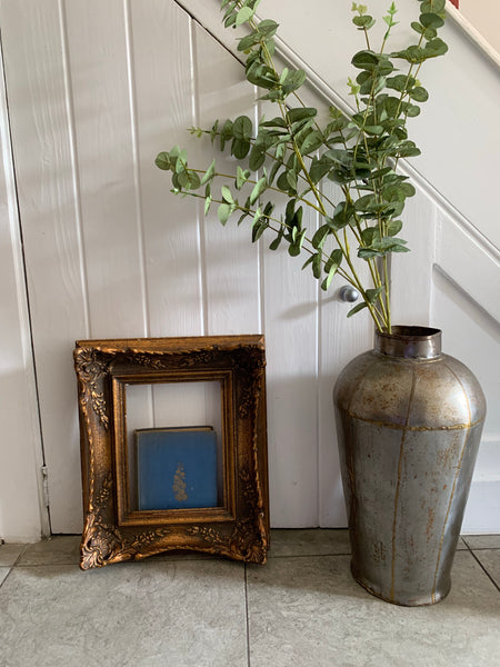 Small Antique Ornate Gold Frame