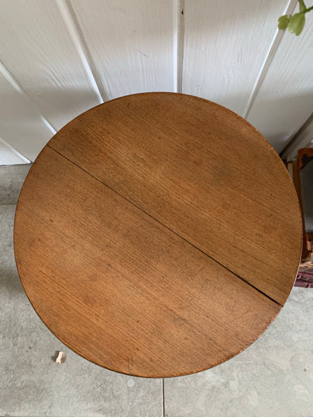 French Vintage Milking Stool 1