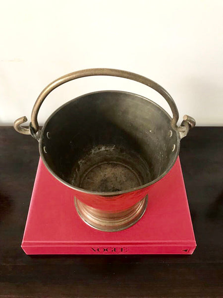 Brass Champagne Bucket