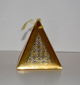 Gold Pyramid (10pc/pack) - 10276G