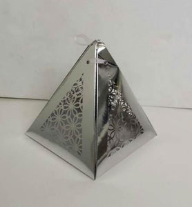 Silver Pyramid (10pc/pack) - 10276S