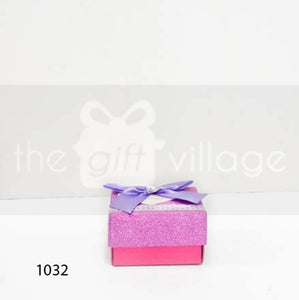 Small Pink Box (5pc/pack) - 1032Pink