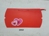 Funky Heart Design Handbags - Size 37.5x26cm
