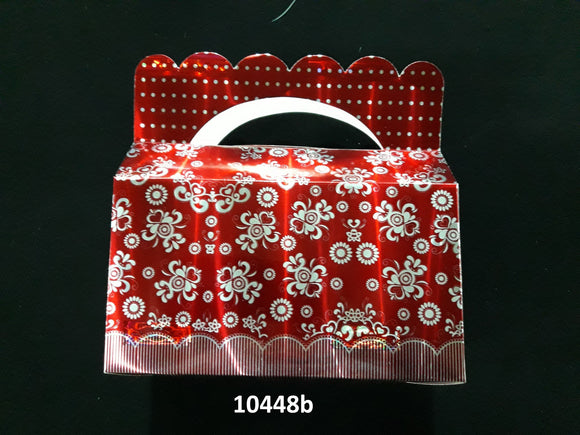 Red fancy design (5 pc/pack) - 10448B
