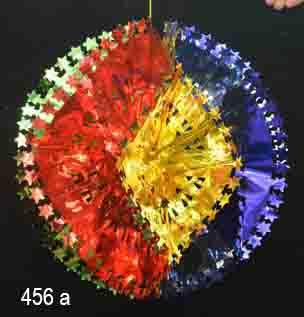 Rainbow Round Colour− 456