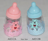 Pink Bottles for girls  Bottles: 12 pcs/pack   Item number: A0212A