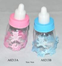 Blue Bottles for boys  Bottles: 12 pcs/pack   Item number: A0213B