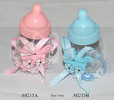 Blue Bottles for boys  Bottles: 12 pcs/pack   Item number: A0215B