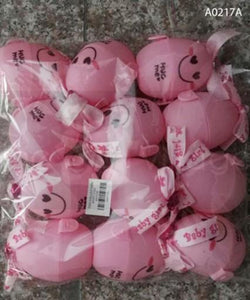 Pink Eggs for girls  Eggs: 12 pcs/ pack  Item number: A0217A