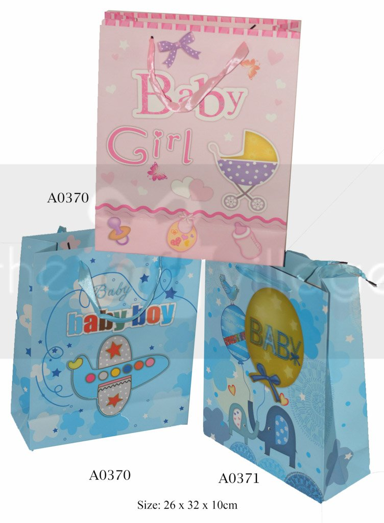 Baby Shower Designs Gift Bags Collection By The Gift Village South Africa