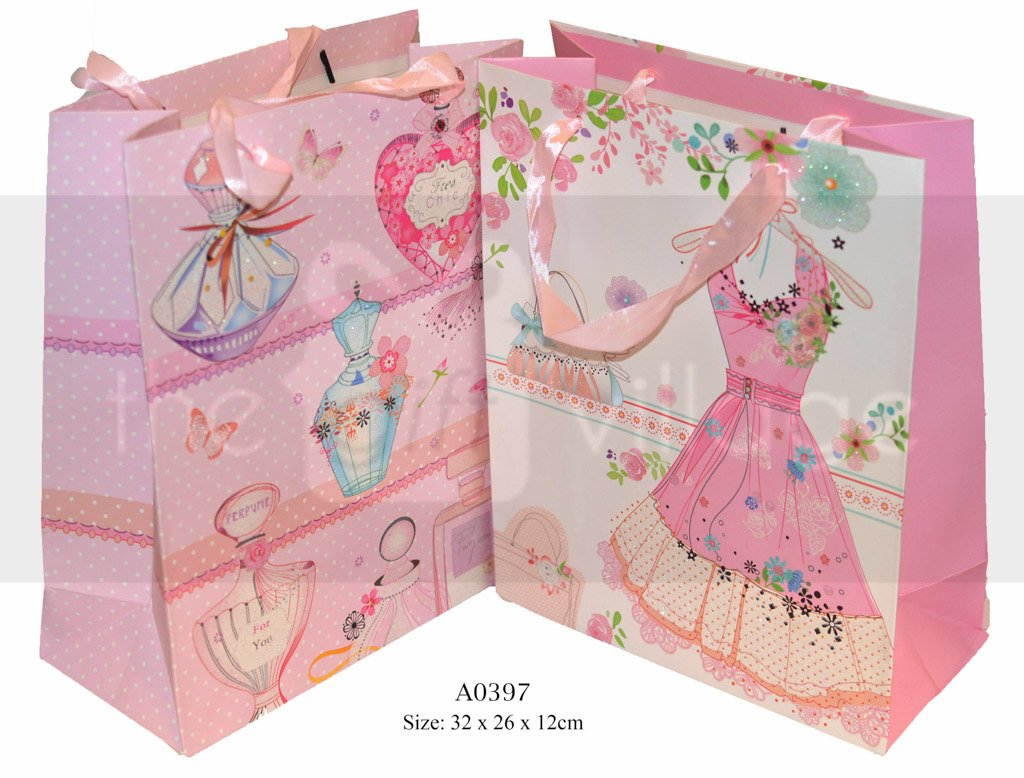 Dress Design Gift Bags Collection By The Gift Village South Africa