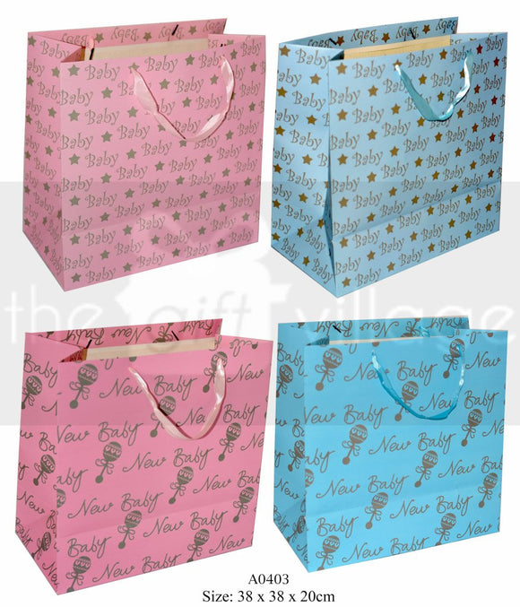XL Baby shower Creative Gift Bags Collection By The Gift Village South Africa