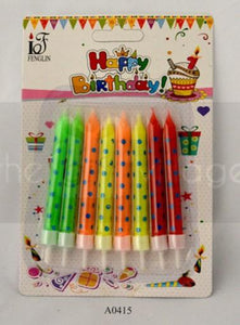 Dotted Candles