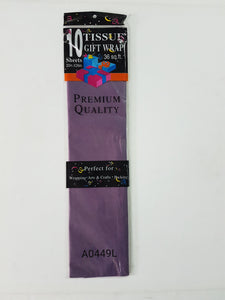 Tissue Paper: Dark Purple