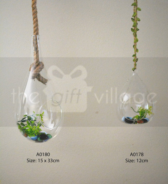 Collection Hanging Vase - A0178 By The Gift Village South Africa