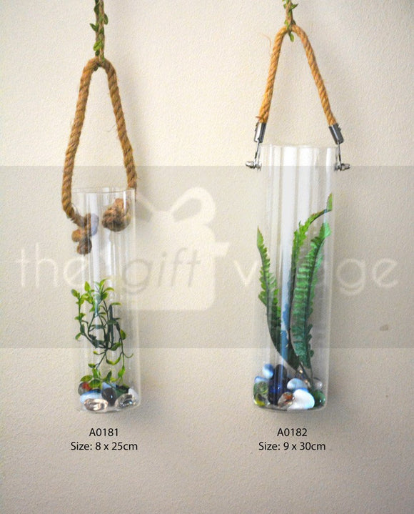 Collection Hanging Vase - A0182 By The Gift Village South Africa