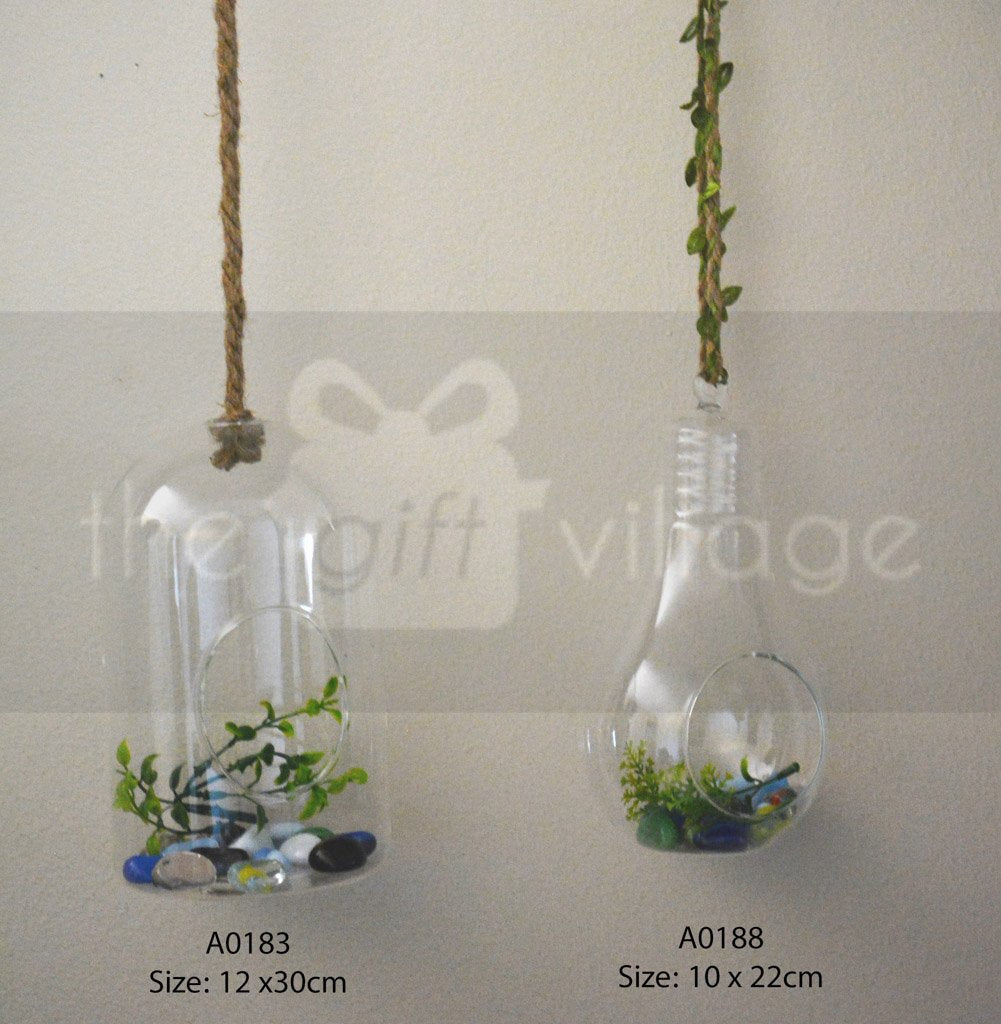 Collection Hanging Vase - A0183 By The Gift Village South Africa