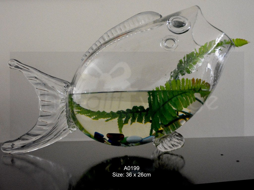 Collection Fish Bowl - A0199 By The Gift Village South Africa