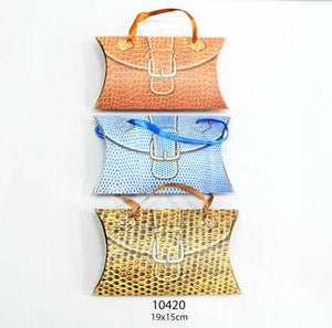 Funky Bags with Blue & Brown Gift Bags Collection By The Gift Village South Africa