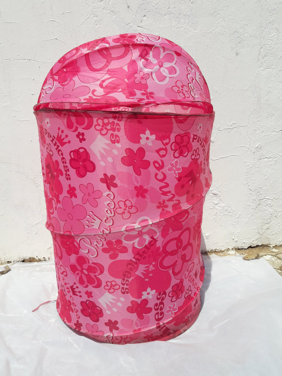 Pink Laundry Basket - 464