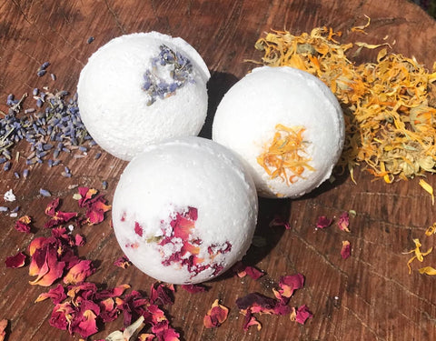 Harriet's Bath Bombs - Harriet Herbery