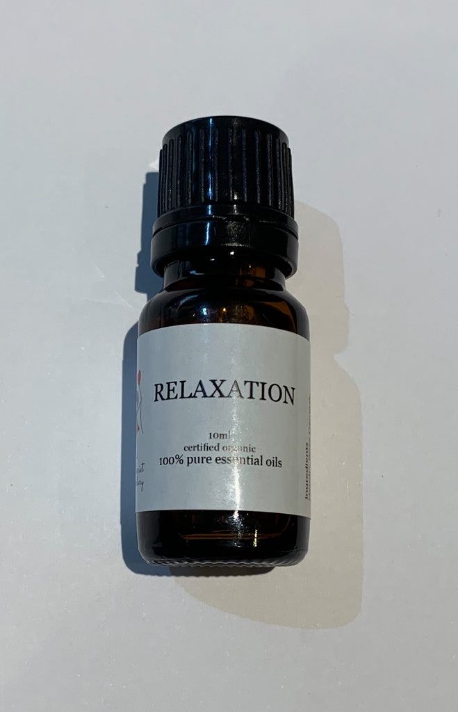 Relaxation - Synergy Blend - Harriet Herbery