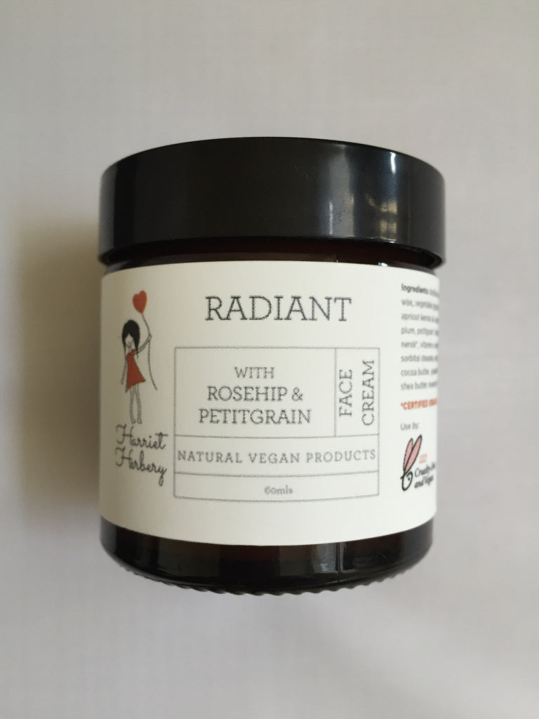 RADIANT Face Cream - Kakadu Plum & Neroli - Harriet Herbery
