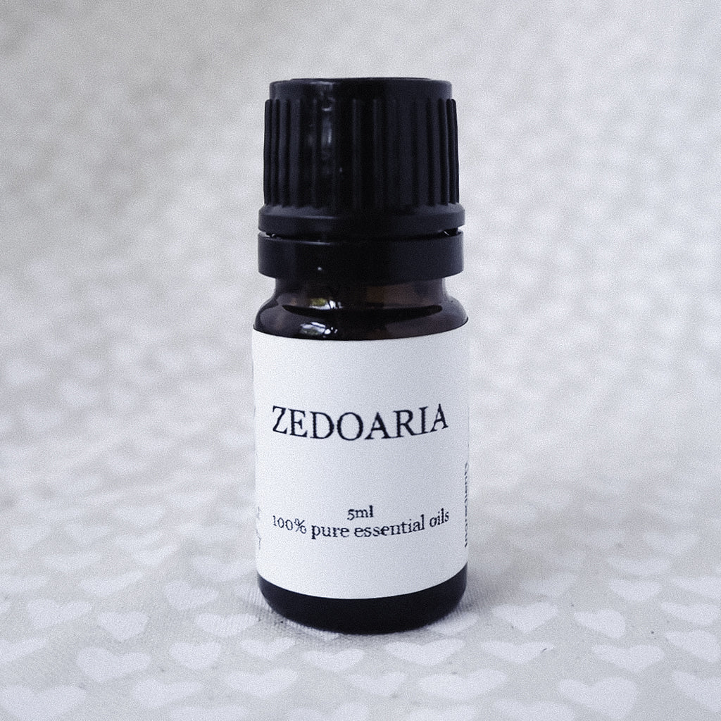 Zedoaria Oil - 5ml - Harriet Herbery