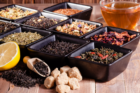 Certified Organic - Mixed Herb/Tea Box - Harriet Herbery