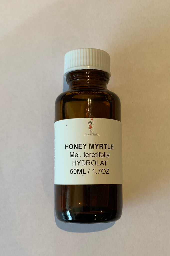Honey  Myrtle Hydrosol - Harriet Herbery