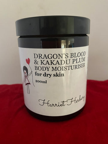 Dragon's Blood & Kakadu Plum Body Cream 175ml