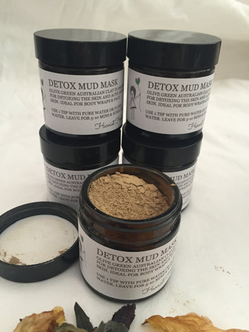 Detox Mud Mask - Harriet Herbery