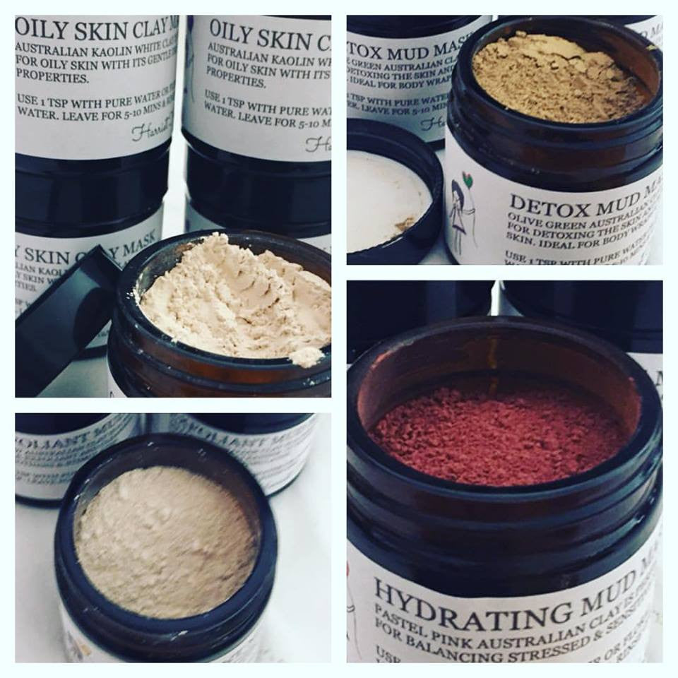 Oily Skin Mud Mask - Harriet Herbery