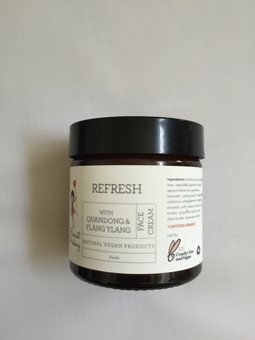 REFRESH Face Cream - Harriet Herbery