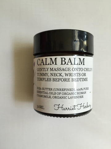 CALM BALM - Harriet Herbery