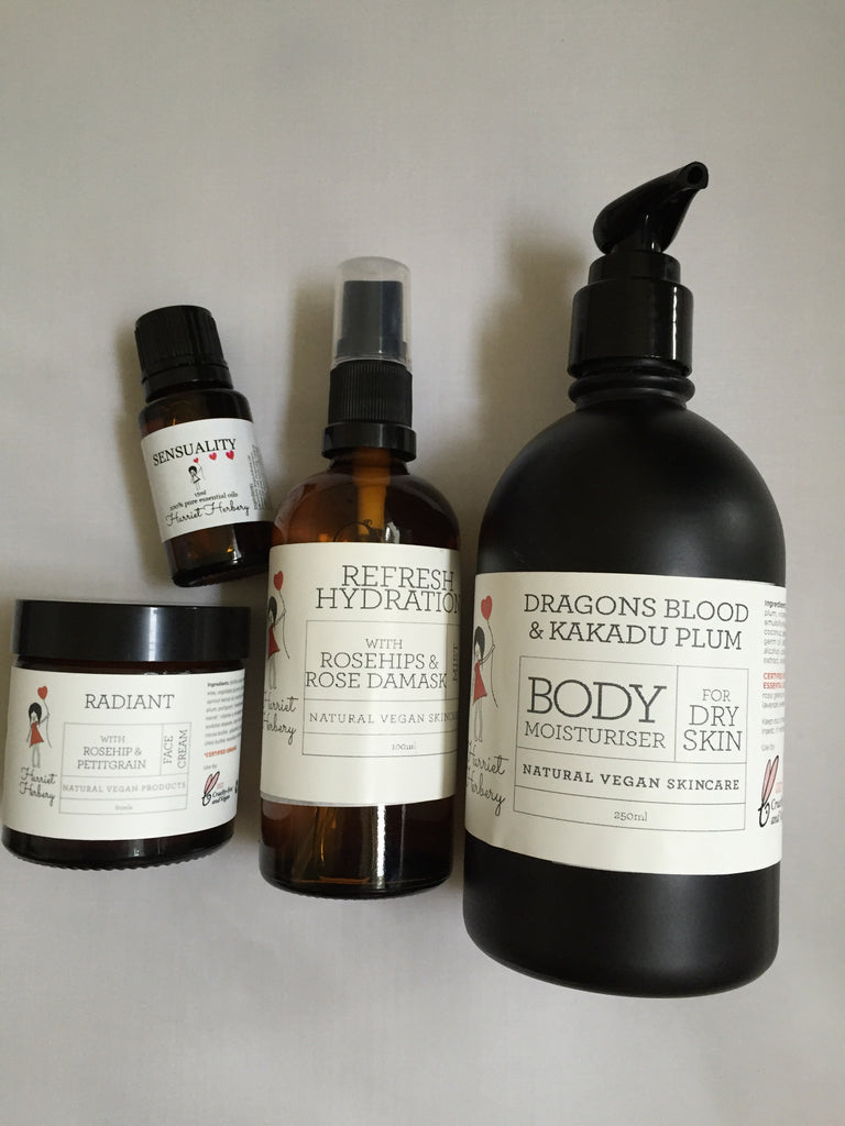 Essentials Body Gift Pack - Harriet Herbery