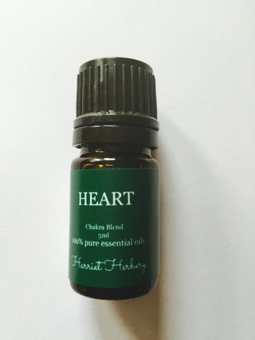 Chakra oil - Heart - Harriet Herbery
