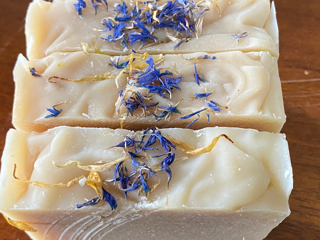 Soap - Unscented Goats Milk Soap
