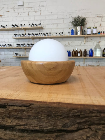 Aromatherapy Ultrasonic Diffuser - Harriet Herbery