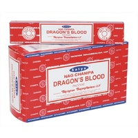 Incense - Satya - Dragons Blood - 15gm