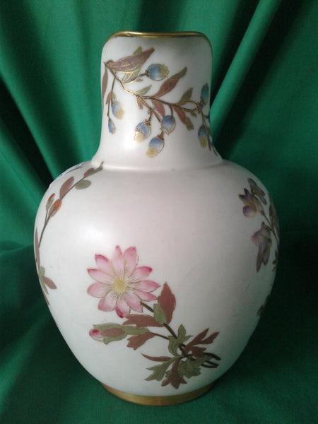 Large Worcester Blush Ivory Jug