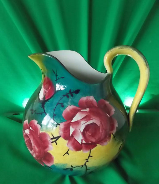 Wemyss ware Ure & Basin ( Jazzy Pattern ) Country Homes Antques
