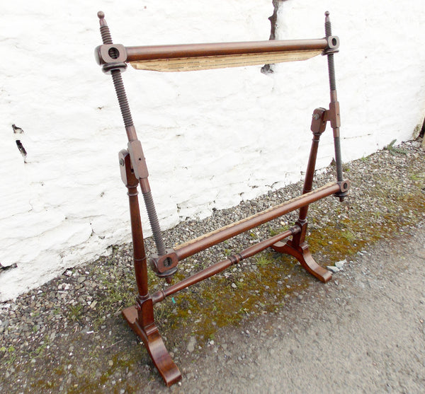 Victorian Tapestry Stretcher.