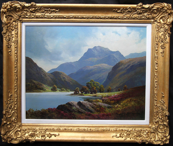Douglas Falconer (1913-2004) Scottish Oil Painting - Country Homes Antiques